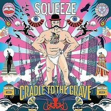 CD ALBUM - Squeeze - Cradle to the Grave