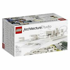 New LEGO Architecture Studio 21050 -1210pcs,  16+ FREE SHIPPING (Tax included) !