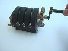 Western Electric telephone magneto  mini magneto  Electrical generator