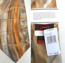 Jerry Garcia  NWT Extra Long Silk Neck Tie Drummers Collection 51