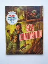 WAR PICTURE LIBRARY SEA COMMANDO NUMBER 370