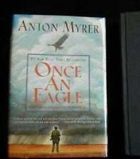 Anton Myrer - ONCE AN EAGLE - Harper Collins Edition 2nd ptg