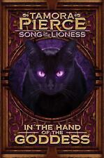 Song of the Lioness: In the Hand of the Goddess 2 by Tamora Pierce (2014,...