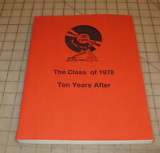 PRINCETON UNIVERSITY Class of 1978 (10th Reunion) 1988 Booklet
