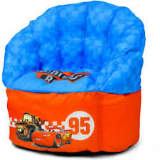 NEW! Disney Cars Bean Bag Chair (FREE 2 DAY SHIPPING)