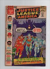 Justice League Of America #97 - Neal Adams Supes Bats Flash - (Grade 6.0) 1972