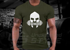 GYM Crossfit T-shirt MMA WOD Functional Training Sport Workout Fitness Strength