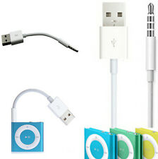 USB Charger Data SYNC Cable Cord For Apple iPod Shuffle 3/4/5/6/7 Generation One
