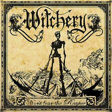 FREE US SH (int'l sh=$0-$3) USED,MINT CD Witchery: Don't Fear the Reaper Extra t