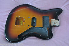 SUPER NICE!!! 2011 FENDER BLACKTOP JAZZMASTER BODY in 3-TONE SUNBURT! LOT #T299