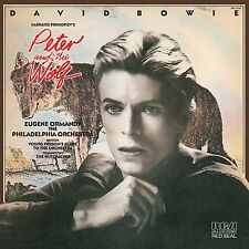 DAVID BOWIE PETER AND THE WOLF CD NEW