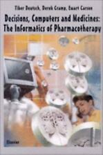 Decisions, Computers and Medicines: The Informatics of Pharmacotherapy-ExLibrary