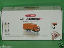 1:87 Wiking Control 077429 Pressmüllwagen (MAN TGL) Blitzversand per DHL-Paket