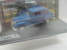 ENS61148 Opel Collection 1:43 Opel Olympia ´51-´53 blau ,Metall, sehr gut