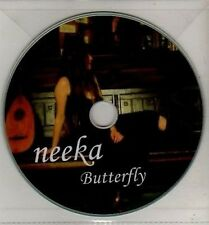 (CJ285) Neeka, Butterfly - DJ CD