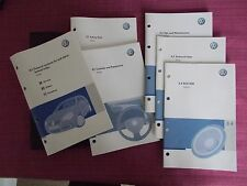 VOLKSWAGEN POLO (2005 - 2009) OWNERS MANUAL - HANDBOOK INC 1.8T GTi.  (SEJL 470)