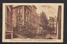 PARIS XVI° / Cité PAROISSIALE de ST-HONORE / INSTITUTION de JEUNES FILLES