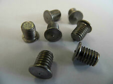M8 x 10mm A2 Stainless Steel CD weld stud. 500 PCS