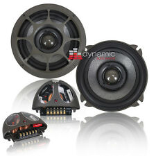 "Morel Hybrid Integra 502 Car Audio 5.25""Coaxial Speakers 2-Way w/Crossovers New"