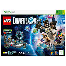 NEW LEGO Dimensions Starter Pack 71173 - Xbox 360 Age: 7 - 14