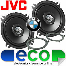 BMW 3 Series E46 98-06 JVC 13cm 5.25 Inch 500 Watt 2 Way Rear Shelf Car Speakers