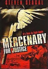 Mercenary for Justice [DVD], Good DVD, Lesley-Anne Down, Shirly Brener, Adrian G