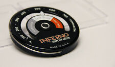 Inferno Stove Top Thermometer (3-30), Stylish new design