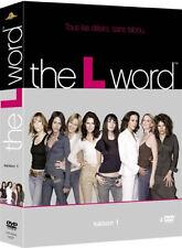 5230 // THE L WORD SAISON 1 PARFAIT ETAT 4 DVD 11H00