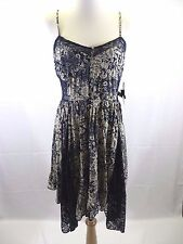SL Fashions Asymmetrical Hem  Dress Size M #A102 MSRP $79.00