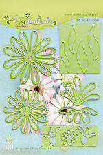 Lea'bilities Cutting & Embossing Die - Chrysanthemum - Flower - 45.1550 -New Out