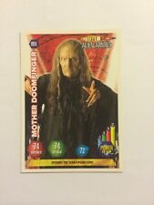 DOCTOR WHO- ALIEN ARMIES- TRADING CARD GAME- 069-MOTHER DOOMFINGER- MINT