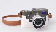 Handmade in Germany Holz Half Case Protektor f. Leica M-P (Typ 240) white