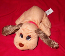 "Pound Puppies 6.5"" Stuffed Animal Plush Toy 2007"