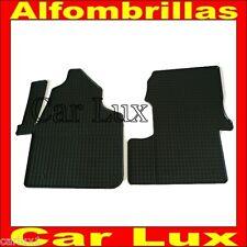 Alfombrillas de goma tapis de sol VW Crafter desde 2006 a medida y AUTOCARAVANAS