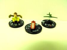 SUPERMAN & LEGION OF SUPER HEROES TOY SET AIRPLANE - CAR - MONKEY