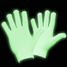 Glow in the Dark Gloves, Glow Gloves, Rave Gloves, Party Gloves