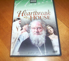 HEARTBREAK HOUSE Bernard Shaw Classic John Gielgud BBC Video DVD NEW & SEALED
