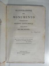 Bertoldi, Illustrazione del monumento dissotterrato presso Cotignola