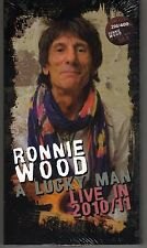 Ronnie Wood  Rolling Stones --  A Lucky Man 2010 --- 3 CD's   DVD    BOX Set