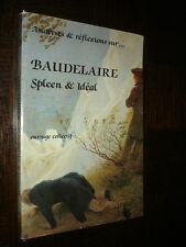 BAUDELAIRE - Spleen & Idéal - 1984