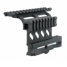 AK Serie Rail Side Mount Quick QD Style 20mm Detach Weaver Rail Double Side