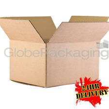 """5 X-LARGE S/W CARDBOARD PACKING BOXES 30x20x20"""" MAXIMUM SIZE YODEL PARCELFORCE"""