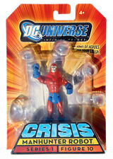DC Universe Infinite Heroes Crisis-Marciano Robot Figura de Acción vendedor de Reino Unido