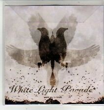 (CX196) White Light Parade, Want You To Know - 2012 DJ CD