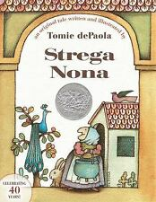 Strega Nona by Tomie dePaola (1975, Picture Book, Anniversary)