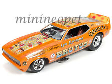 AUTOWORLD AW1169 1971 FORD MUSTANG LEW ARRINGTON BRUTUS NHRA FUNNY CAR 1/18