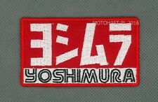 Yoshimura toppa ricamata termoadesivo iron-on patch Aufnäher