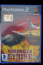 PS2 : GUERRILLA STRIKE - Nuovo, risigillato ! Da Phoenix Games !