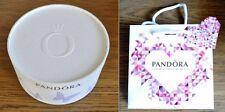 Original Pandora Schmuckbox für Armband u. Charms+Geschenktüte !fast ausverkauft