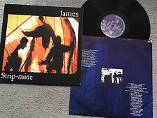 JAMES - STRIP MINE - GERMAN SIRE   LP